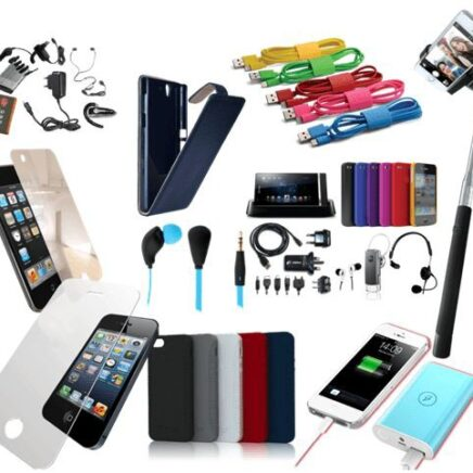 Telefoni un piederumi